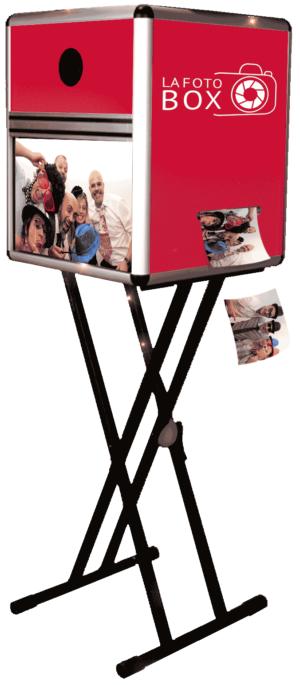 Fotobox mit Druckfunktion